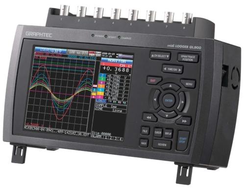 ATC Mesures - Acquisition de données - Enregistreur de données portable - GL900 - Graphtec