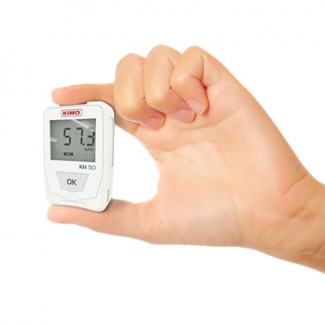ATC Mesures - Acquisition de données - Enregistreur de température - KH50 - Kimo