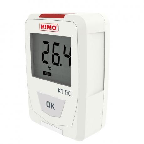 ATC Mesures - Acquisition de données - Enregistreur de température - KT50 - Kimo