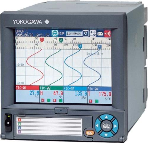 ATC Mesures - Acquisition de données - Enregistreur vidéo de tableau - DX2000 - Yokogawa
