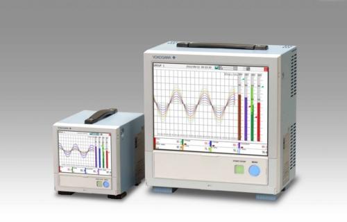 ATC Mesures - Acquisition de données - Enregistreur vidéo de tableau - GX10-GX20 - Yokogawa