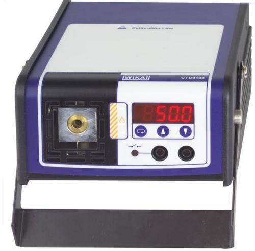 ATC Mesures - Calibration - Bain-Four d'étalonnage - CTD9100-375 - Wika Cal