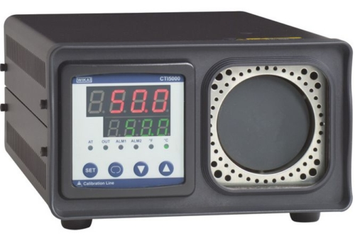 ATC Mesures - Calibration - Bain-Four d'étalonnage - CTI5000 - Wika Cal