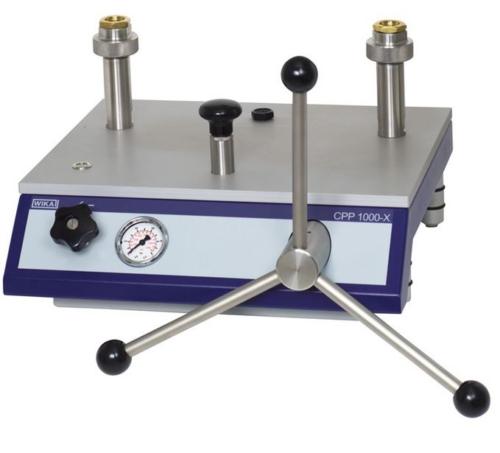 ATC Mesures - Calibration - Calibrateur de pression - CPPxx00-xl - Wika Cal