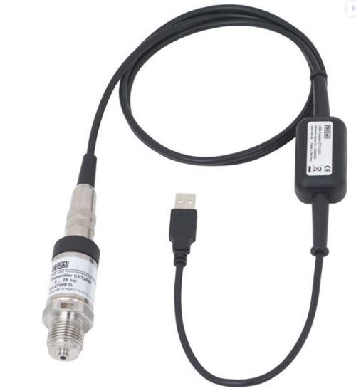 ATC Mesures - Calibration - Calibrateur de pression - CPT2500 - Wika Cal