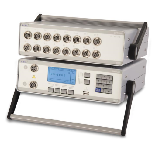 ATC Mesures - Calibration - Thermomètre de précision - CTR 5000 - Wika Cal
