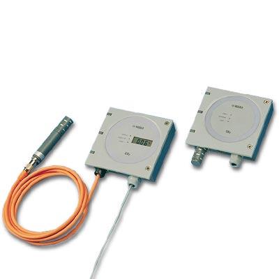 ATC Mesures - Capteurs et transmetteurs - Transmetteur de CO2 - GMT220 - Vaisala