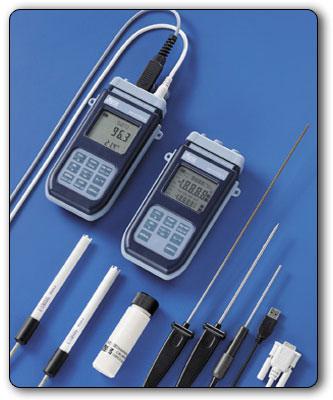ATC Mesures - Instruments portatifs - Anémomètre vitesse d'air - HD2103 - Delta Ohm