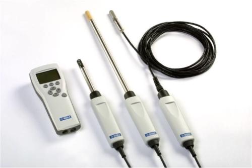 ATC Mesures - Instruments portatifs - Hygromètre - HM70 - Vaisala