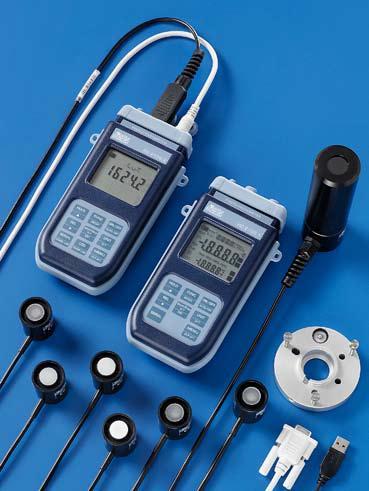 ATC Mesures - Instruments portatifs - Luxmètre numérique - HD2102 - Delta Ohm