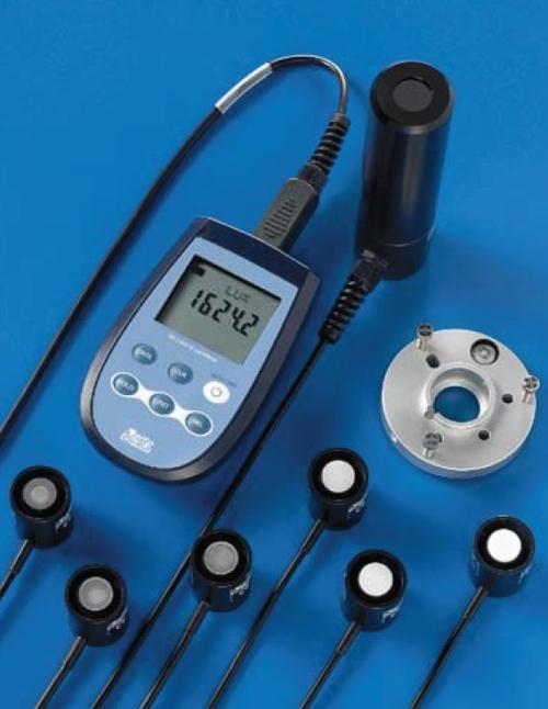 ATC Mesures - Instruments portatifs - Luxmètre numérique - HD2302 - Delta Ohm