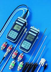 ATC Mesures - Instruments portatifs - Manomètre portable - HD2114-HD2134-HD2164 - Delta Ohm