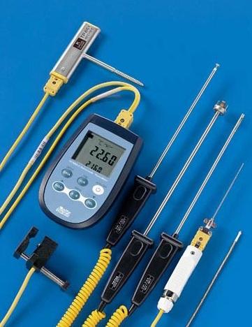 ATC Mesures - Instruments portatifs - Thermomètre industriel - HD2328 - Delta Ohm