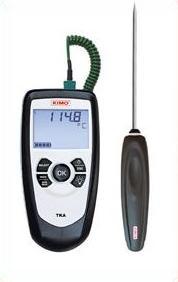 ATC Mesures - Instruments portatifs - Thermomètre industriel - TKA - Kimo