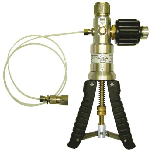 Wika pompe de test, pneumatique CPP30