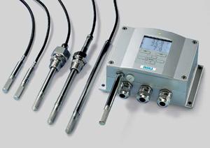 ATC Mesures - Capteurs et transmetteurs - Transmetteur d'humidité - HMT330 - Vaisala