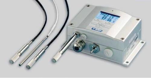 ATC Mesures - Capteurs et transmetteurs - Transmetteur d'humidité - PTU300 - Vaisala