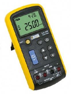 ATC Mesures - Calibration - Calibrateur de process - CA1631 - Chauvin Arnoux