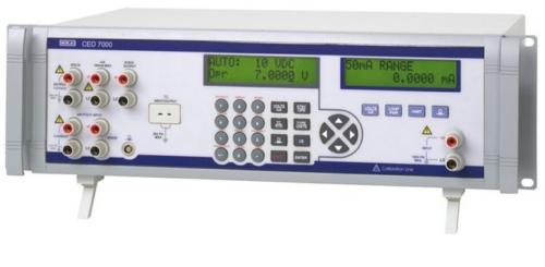 ATC Mesures - Calibration - Calibrateur de process - CED7000 - Wika Cal