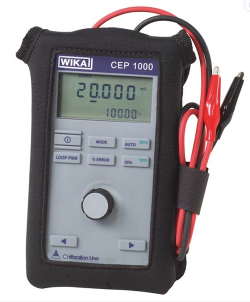 ATC Mesures - Calibration - Calibrateur de process - CEP1000 - Wika Cal