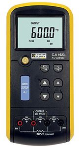 ATC Mesures - Calibration - Calibrateur de température - CA1623 - Chauvin Arnoux