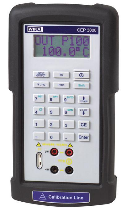 ATC Mesures - Calibration - Calibrateur de température - CEP3000 - Wika Cal