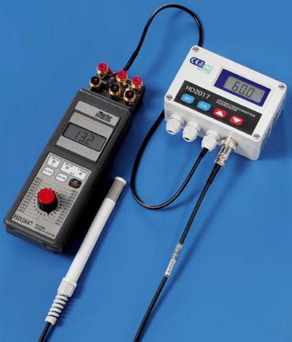 ATC Mesures - Calibration - Calibrateur de température - HD2017 - Delta Ohm