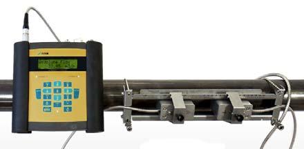 ATC Mesures - Capteurs et transmetteurs - Débit - F608 - Flexim