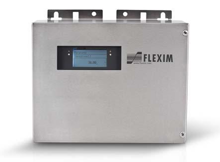 ATC Mesures - Capteurs et transmetteurs - Débit - F721 - Flexim - 2