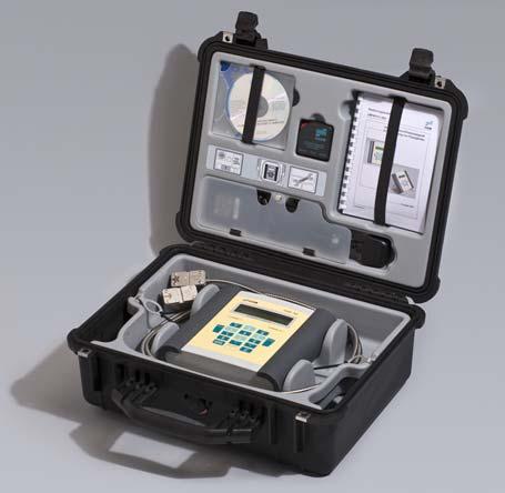 ATC Mesures - Capteurs et transmetteurs - Débit - G601 - Flexim - 2